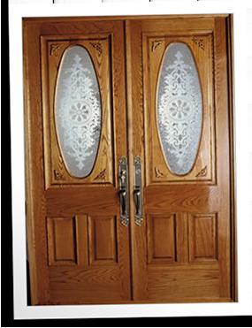 Oak Doors Custom Oak Doors