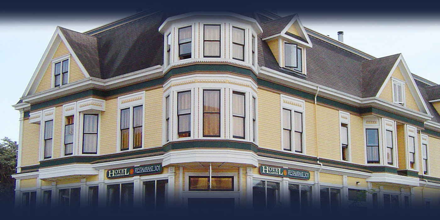 The Carter Hotel - Eureka, CA