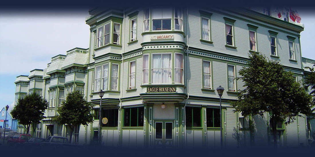 The Eagle House Inn - Eureka, CA