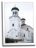 Saint Innocent Russian Orthodox Cathedral - Unalaska, AK