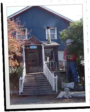 Blue Ox Millworks Living History Park Eureka Ca