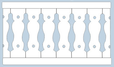 paper doll cut out template - paper doll chain template