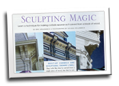 Sculpting Magic - Victorian Homes Article
